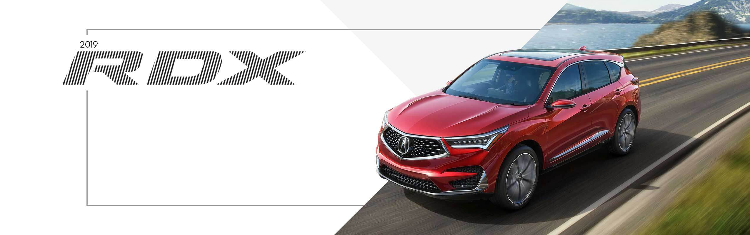 2019 Acura RDX SoCal Acura Dealers