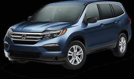 2016 Pilot AWD at your Western Washington Honda Dealers