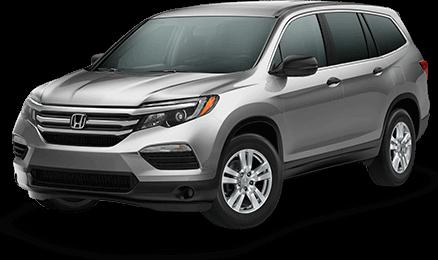 2016 Pilot 2WD at your Western Washington Honda Dealers